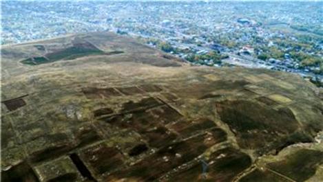 Doğu Anadolu'da 2600 yıl önce 'toplu konut' alanı oluşturulmuş
