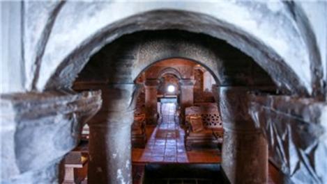 6 asırlık Issız Han otele dönüştürüldü