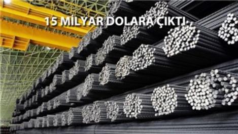İnşaat malzemeleri sanayi ihracatı yüzde 20,8 arttı