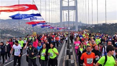 Vodafone 40. İstanbul Maratonu yarın koşulacak