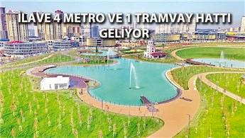 Başakşehir Millet Bahçesi, bir ay içinde açılacak