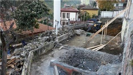 Trabzon'daki tarihi Ortamahalle Konukevi turizme kazandırılacak