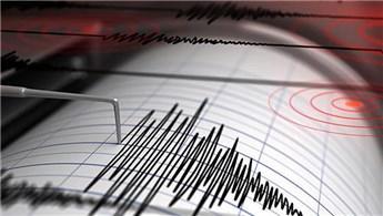 Erzurum'da 4 büyüklüğünde deprem!