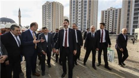 'Kentsel dönüşümde 15-20 katlı binalara izin yok'