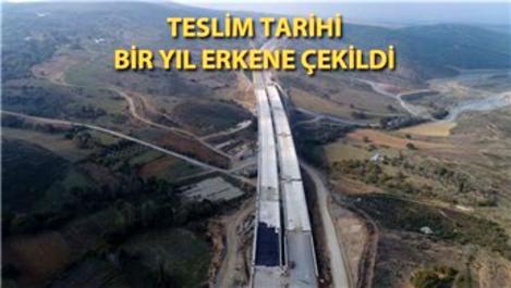 İstanbul-İzmir Otoyolu 29 Ekim 2019'da açılacak
