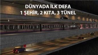 Büyük İstanbul Tüneli ihalesi için tarih netleşti