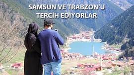 Arap turistler Karadeniz'den blok halinde ev alıyor