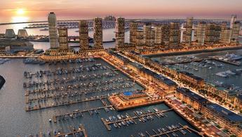 Meraas ve Dubai Holding, D-Marin'le iş birliği yapacak