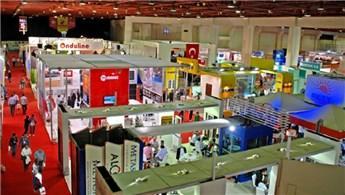 YAPEX Fuarı Antalya'da açıldı