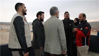 İHH'dan İdlib'de dul ve yetim ailelerine konut yardımı