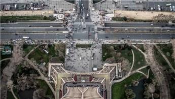 Paris'in merkezi trafiğe kapatılarak yayalaştırılacak