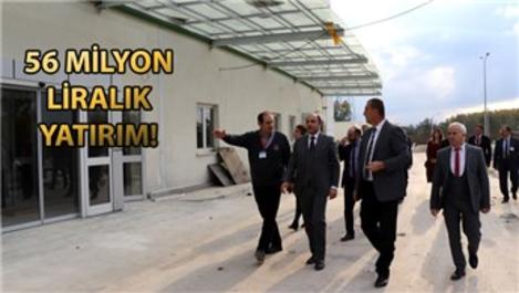 Samsun'da 250 yataklı hastane inşaatında sona gelindi