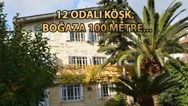 Özal Ailesi'nin köşkü 20 milyon TL'ye satışta!