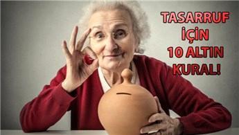 Ay sonunda faturalarınızı düşürecek 10 öneri!