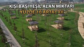 Başkan Erdoğan, yarın 5 millet bahçesini açacak