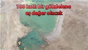 Yusufeli Barajı ve HES projesinde sona yaklaşıldı
