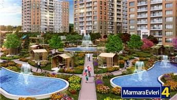 Marmara Evleri 4'te 713 bin TL'ye 3+1!