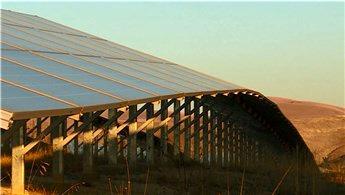 Türkiye'nin ilk belediye güneş enerji santrali Bayburt'ta kuruldu