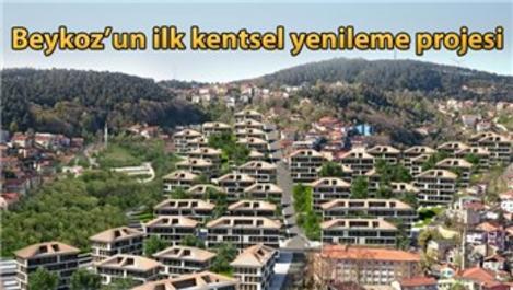 Tokatköy Şehr-i Sitare Projesi İBB Meclisi'nden geçti