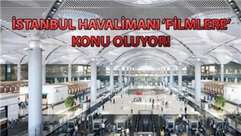 Yeni havalimanı dizi seti olacak