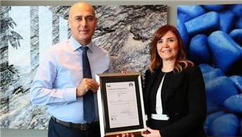 Folkart, ISO 45001 belgesi aldı