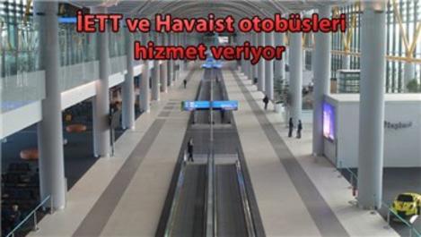 İstanbul Havalimanı'nın ulaşımına dair merak edilenler!