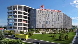 Sinpaş İş Modern Ambarlı'da 7 bin TL kira garantisi