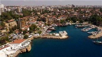 Antalya Milli Emlak Dairesi'nden 3 milyon TL'ye satılık arsa