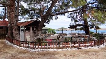 Kargıcak Plajı 5,5 milyon liraya kiralık