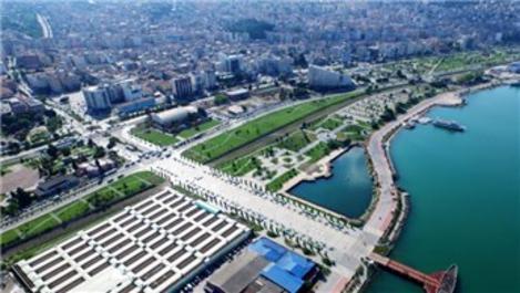 Samsun'da 13 milyon 500 bin TL'ye satılık arsa