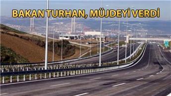 İzmir-İstanbul otoyolunun bir etabı daha açılacak