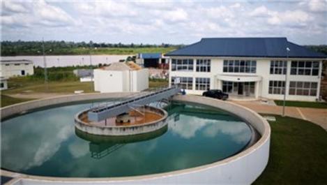 Arda Grup, Gana'da 2 milyon kişiyi temiz suya kavuşturuyor
