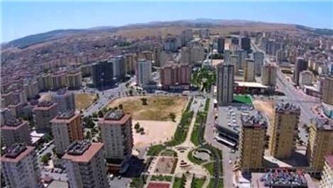 Şahinbey Belediyesi 8 arsayı satışa çıkarıyor