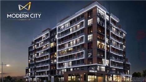Modern City Bahçelievler'de konutlar 512 bin TL'den satışta!