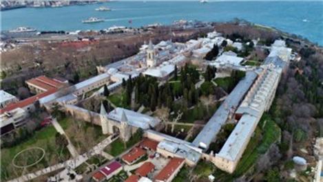 Topkapı Sarayı'na 300 milyon TL'lik restorasyon!