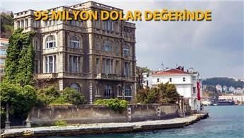 Zeki Paşa Yalısı dünyanın en pahalı evleri listesine girdi