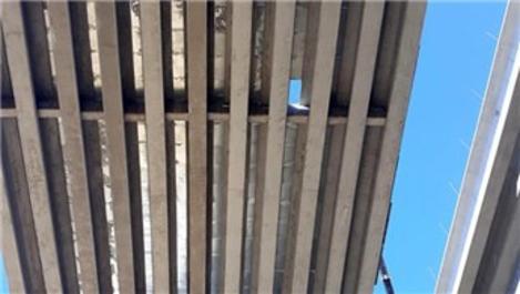 İzmir-Çandarlı otoyol inşaatında iş kazası: 1 ölü!