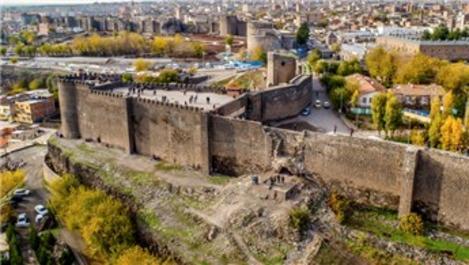 Diyarbakır turist sayısını yüzde 58 artırdı
