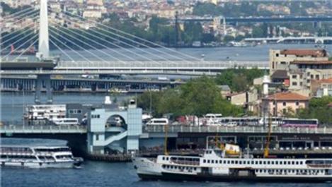 Haliç'teki 3 köprü trafiğe kapatılacak