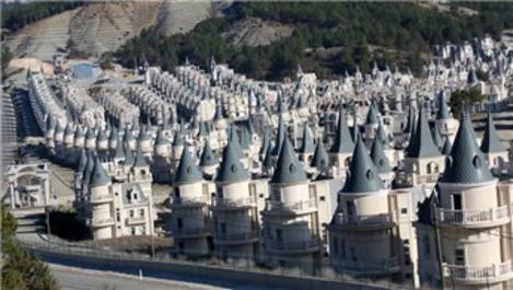 'Bu binaların 'sakin şehir Mudurnu' ile alakası yok'