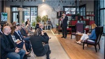 Sinpaş Finans Şehir'de 2019 yılı ekonomi değerlendirmesi yapıldı