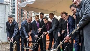New York'ta 21 katlı 'Türken Evi'nin temeli atıldı