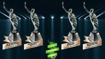 İstMarina AVM, 4 kategoride Platin ödülün sahibi oldu