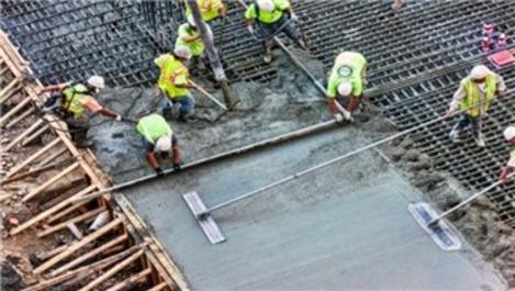'Hazır beton sektörü, inşaat sektörünün önemli bir parçası'