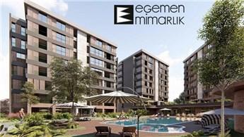 Güleç Egemen Evler projesinde daireler 635 bin TL'den başlıyor!