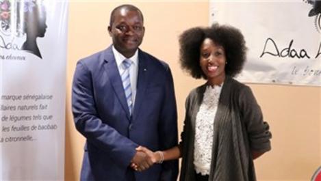 Türk yatırımcılar Senegal'de önemli yatırımlar yapıyor
