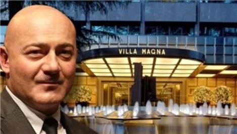Ferit Şahenk İspanya'daki otelini 210 milyon euroya sattı!