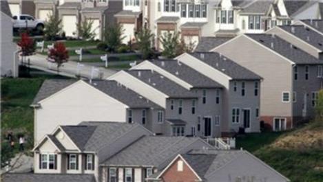 ABD'de yeni konut satışları yüzde 8,9 azaldı!