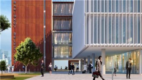 Bakırköy Belediyesi Kültür Merkezi yaptırıyor
