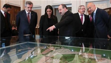 Rönesans Holding Ceyhan'da petrokimya tesisi kuracak